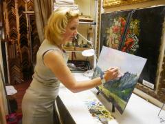 Restaurierung von Ölbildern