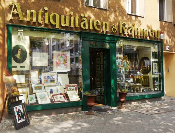 Unser Geschäft am Wittenbergplatz